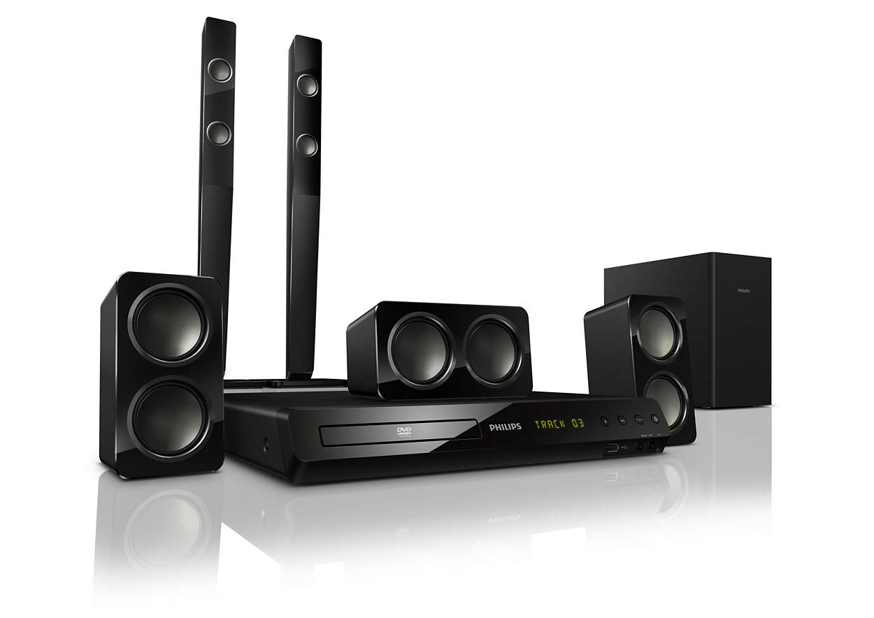 5.1 Home Entertainment System