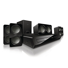 HTS3541/98  5.1 Home theater