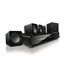 HTS3541/F7 -    5.1 Home theater