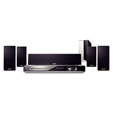 HTS3544/37  DVD home theater system