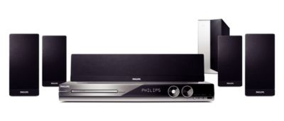 visit the support page for your dvd home theater system hts3544 37 rh usa philips com philips hts3544 user manual Home Theater System HTS3555 Philips