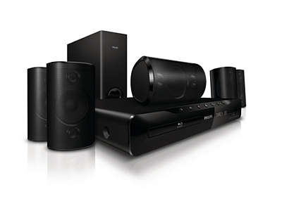 how to connect my 5.1 surround sound speakers