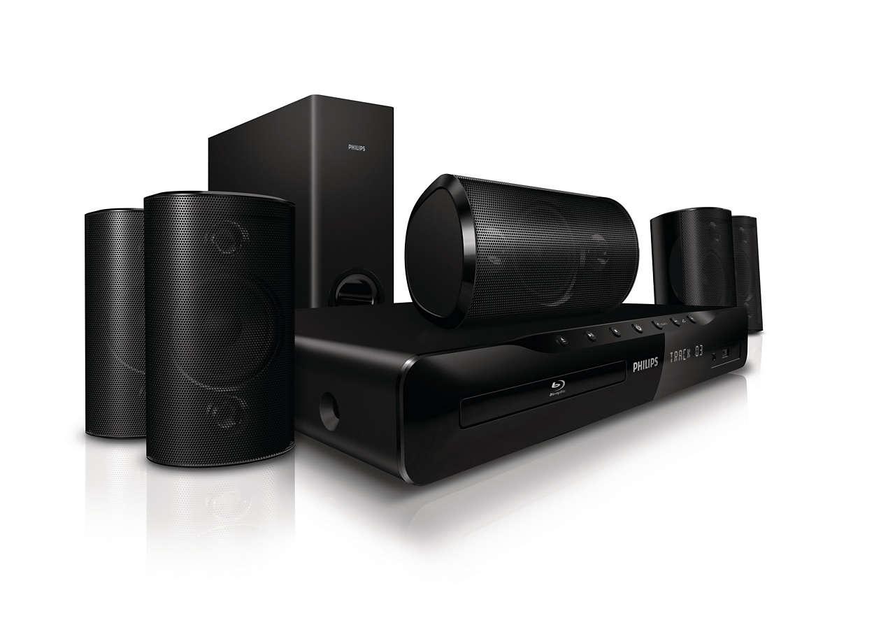 Moziszerű surround hangzás