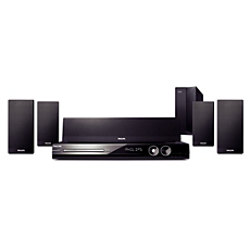 HTS3555/37  DVD home theater system
