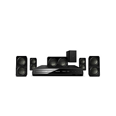 HTS3563/12 -    5.1 Home Entertainment-System