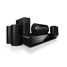 HTS3564/F7  5.1 Home theater