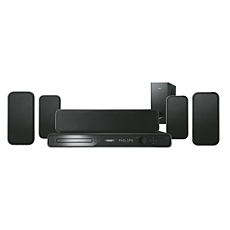 HTS3565D/37  DVD home theater system