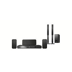 HTS3566D/37  DVD home theater system