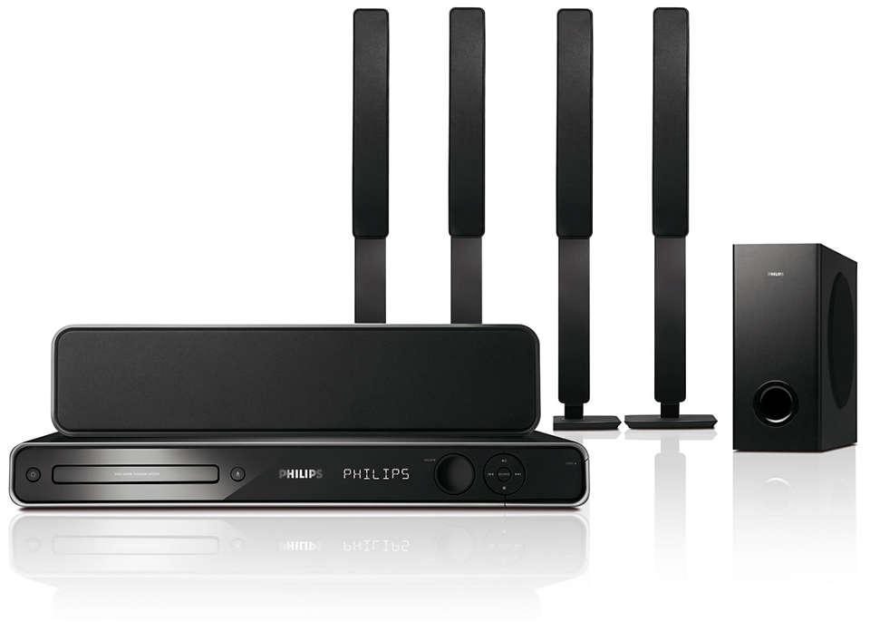 High Definition Video und Surround Sound
