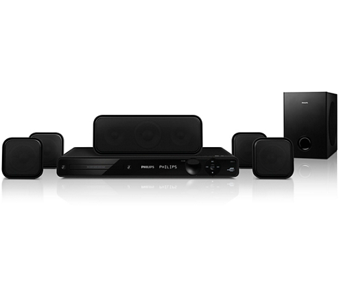 Dvd Home Theater System Hts357194 Philips