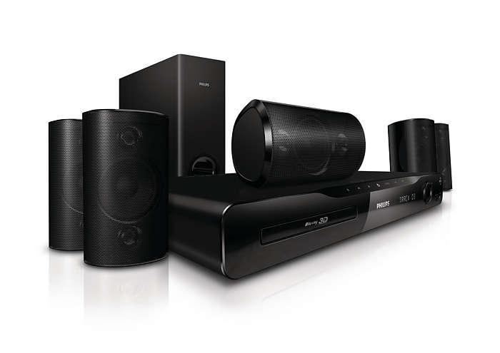 Kinowa jakość dźwięku w Twoim domu dzięki systemowi DoubleBass