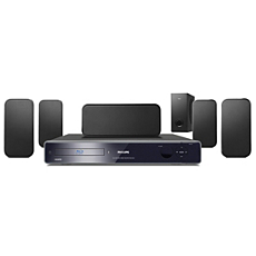HTS5100B/F7  Blu-ray home theater system