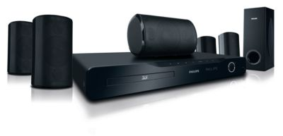 Philips HTS5506/F7 Home Theater Drivers for PC