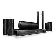 HTS5581/98  5.1 Home theater