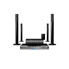 HTS5590W/55 Immersive Sound com DVD e Double BASS