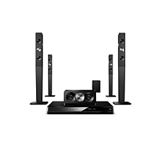 HTS5593/40 -    5.1 Home theater