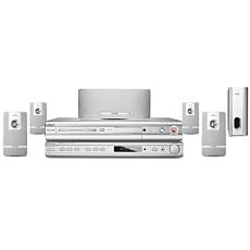 HTS5800H/37  HDD/DVD recorder home theater