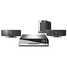 HTS6500/55  Home Theater com DVD