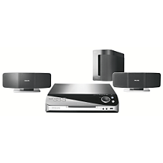HTS6500/98  DVD home theater system