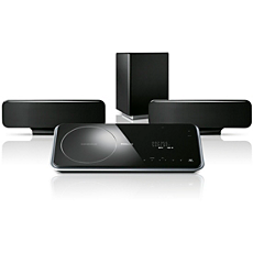HTS6515D/37  DVD home theater system