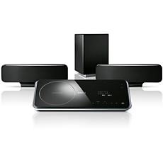 HTS6515/55  Sistema de Home Theater con DVD