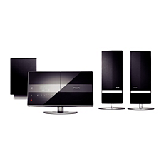 HTS6600/55  Home Theater com DVD