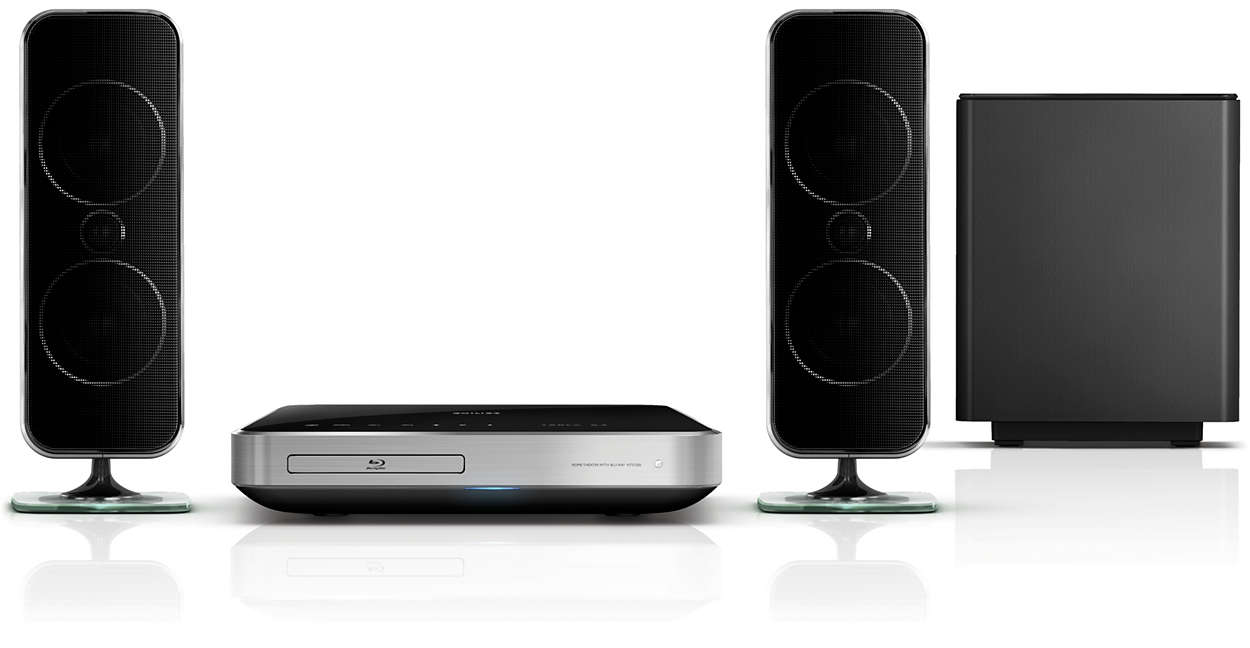 Dvd Home Theater System Hts