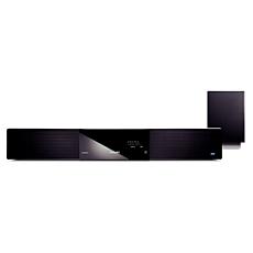 HTS8100/59  Home Theater con DVD y SoundBar