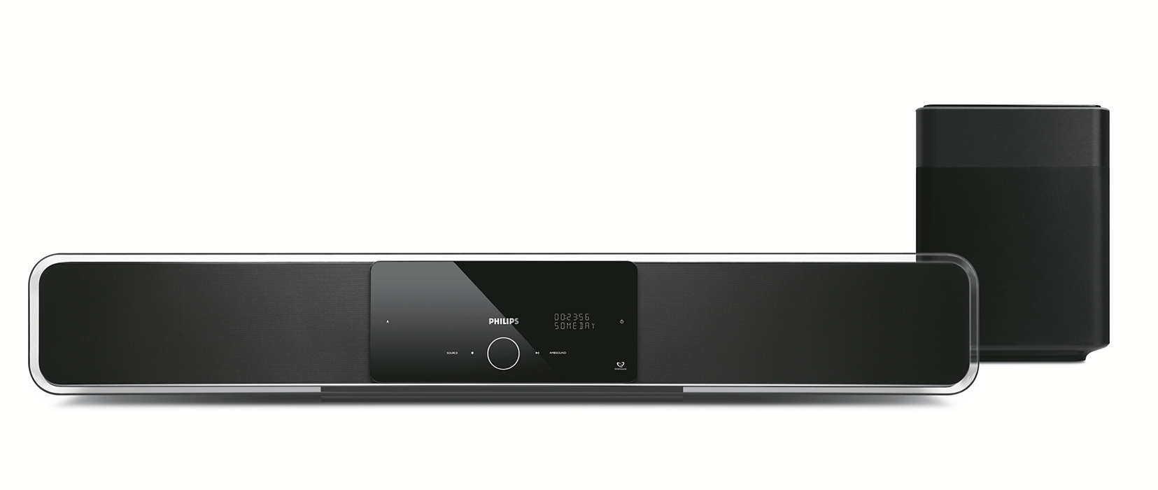 O Soundbar numa nova dimensão