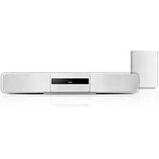 HTS8150/98  Home Theater con DVD y SoundBar
