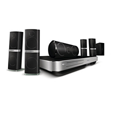HTS8562/98 -    5.1 Home theater