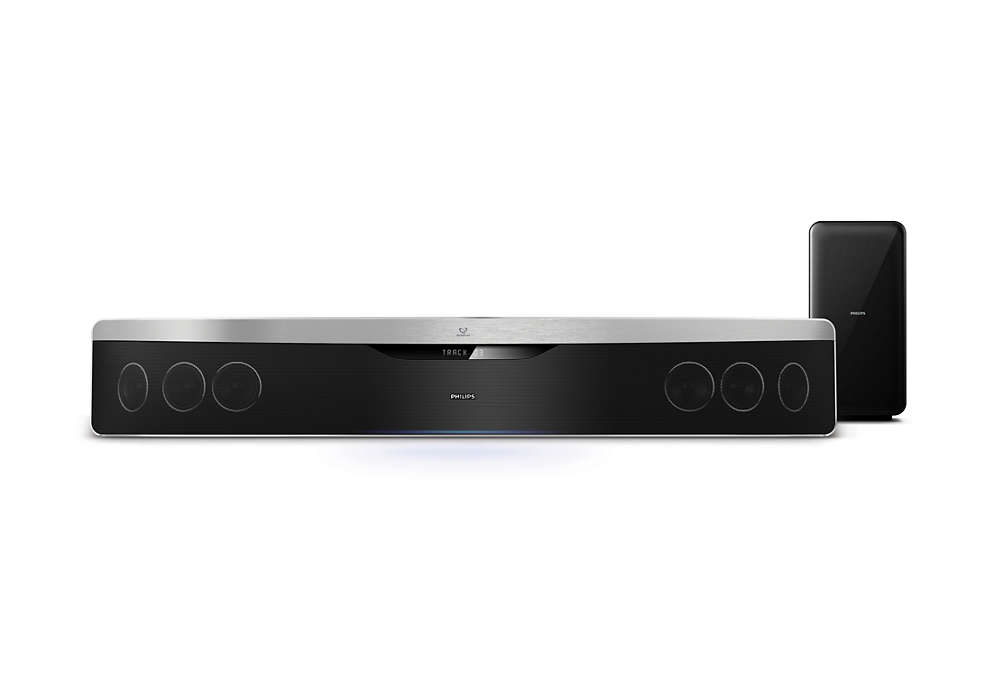 Superior surround sound without the clutter