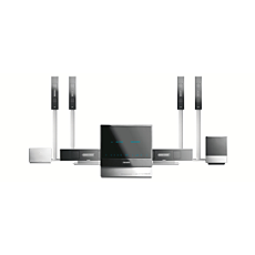 HTS9800W/37  DVD/SACD home theater system