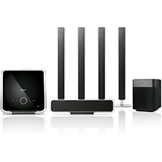 HTS9810/59  Home Theater 5.1