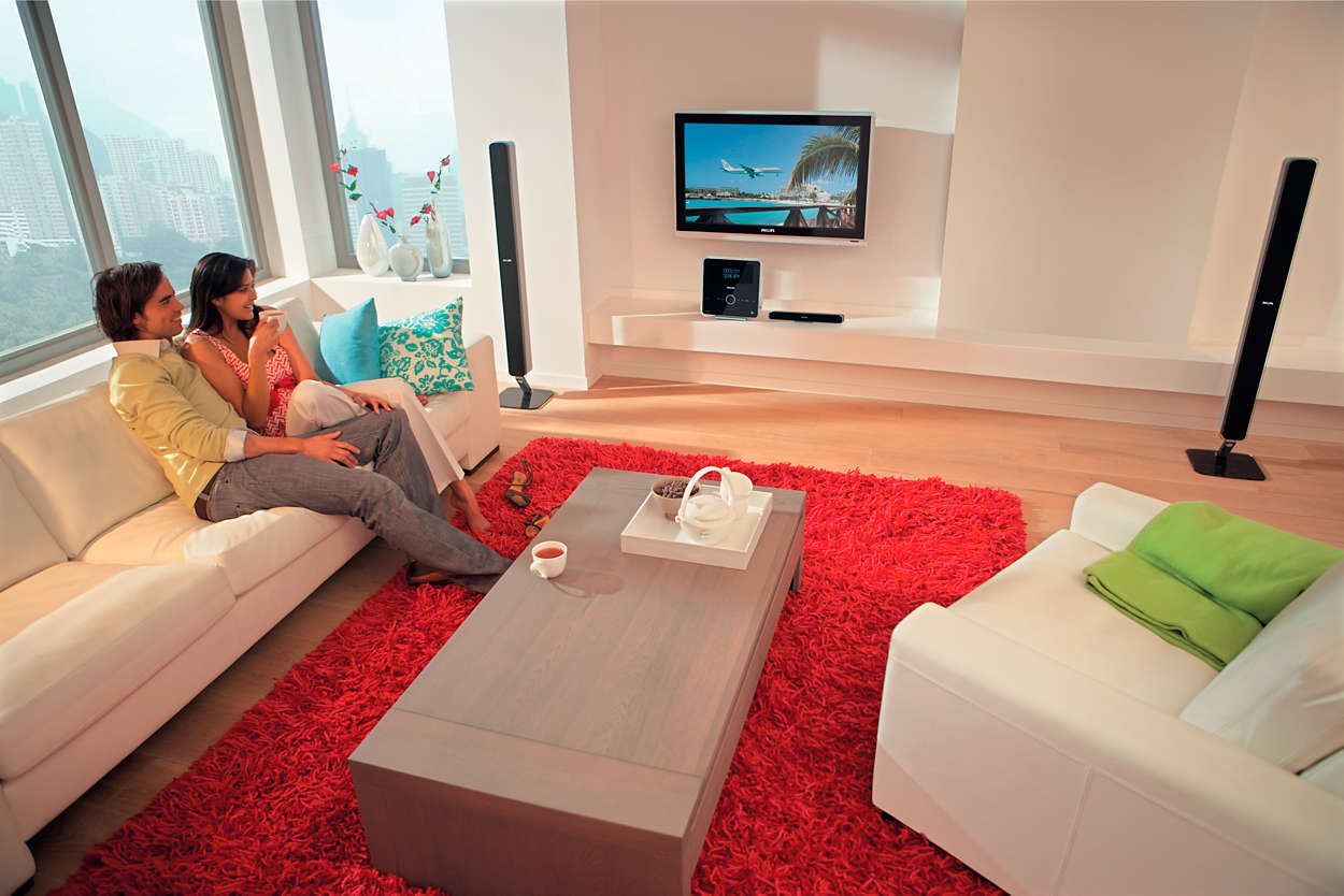 5.1 Home theater HTS9810/59 | Philips
