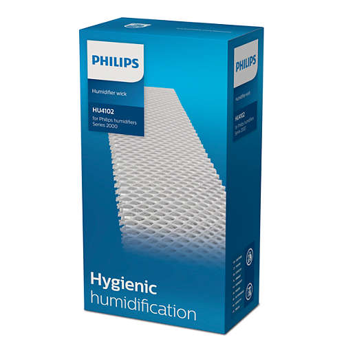 Filtre humidificateur