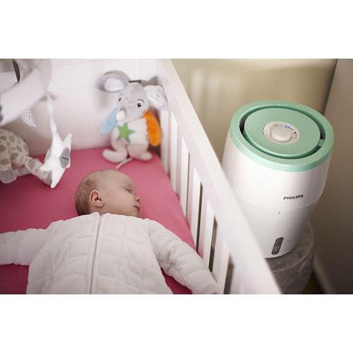 Nawilżacz powietrza seria 2000