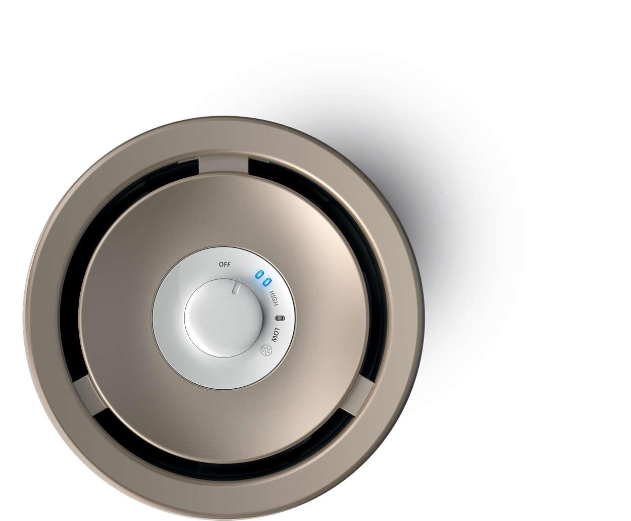 Series 2000 Air humidifier HU4811/30 | Philips