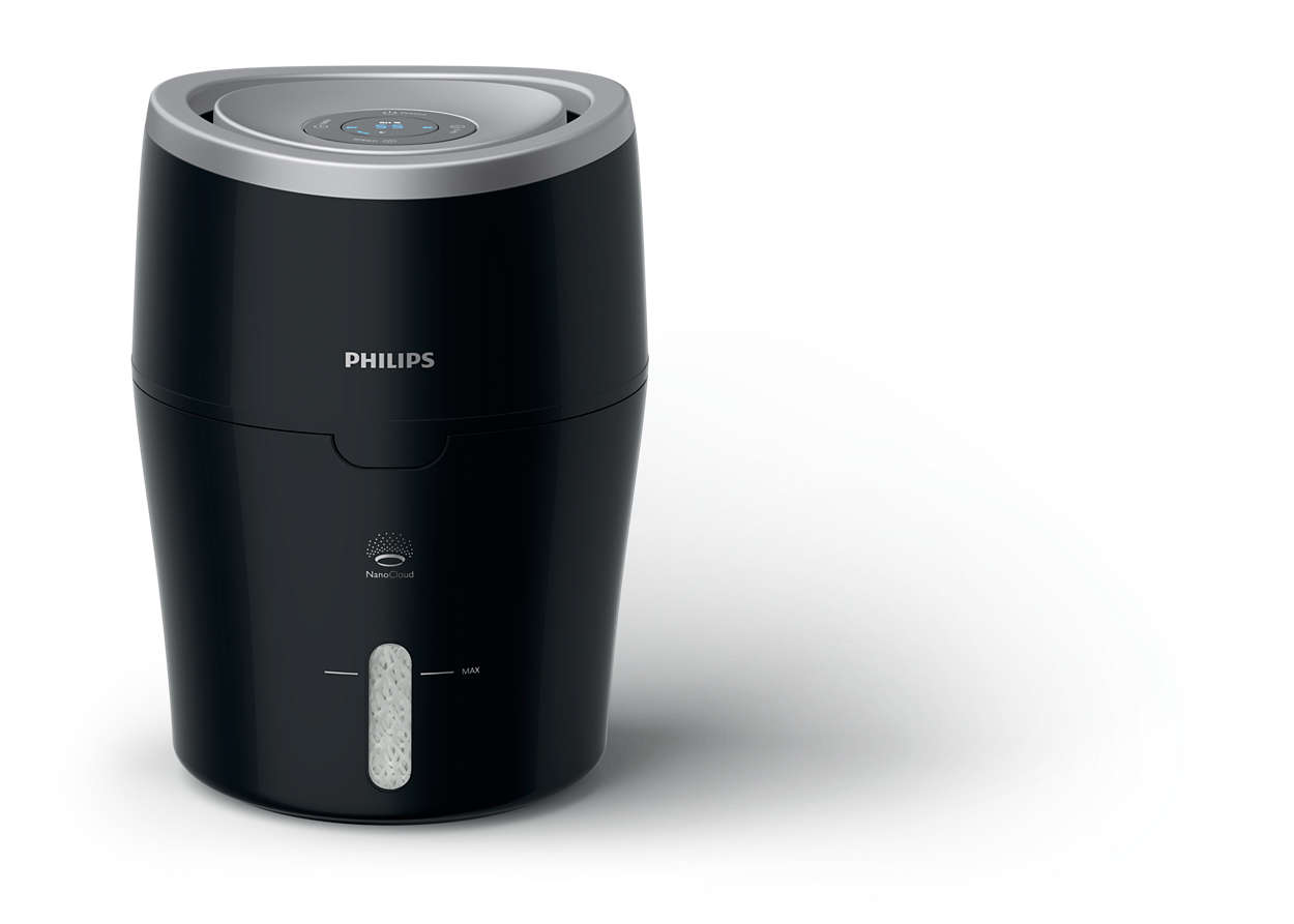 series 2000 humidificateur d 39 air hu4813 10 philips. Black Bedroom Furniture Sets. Home Design Ideas