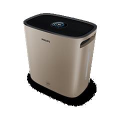 HU5931/10 -    Seria 5000 Nawilżacz z funkcją oczyszczania