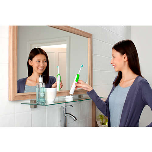 Sonicare PowerUp Sonische, elektrische tandenborstel