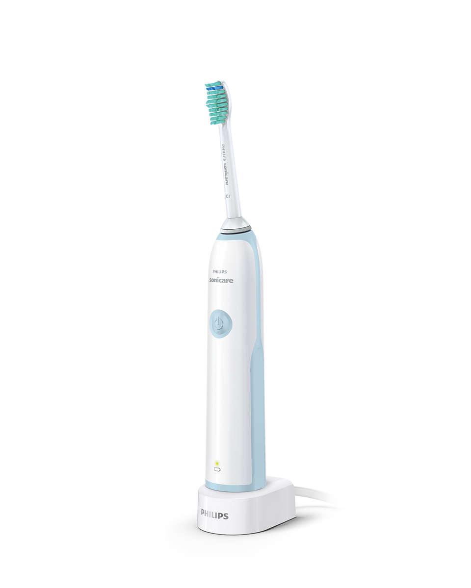 Excellent nettoyage cliniquement prouvé*