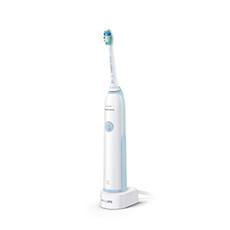 HX3212/03 Philips Sonicare DailyClean 2100 Escova de dentes elétrica sónica
