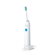 Philips Sonicare DailyClean 1100 Sonic electric toothbrush HX3412/07 1 mode 1 brush head