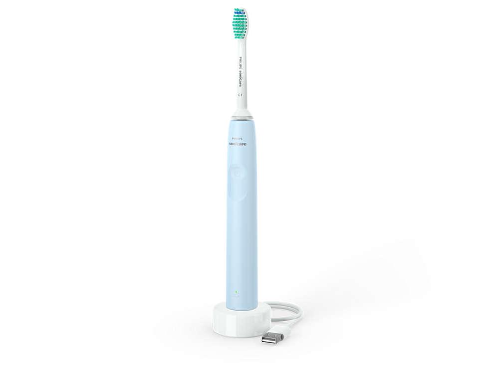 Adiós, cepillo dental manual. Hola, tecnología sónica.