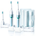 Sonicare Essence Two sonic electric toothbrushes