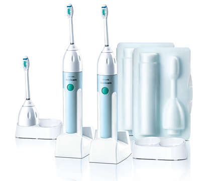 Electric toothbrush for better plaque removal