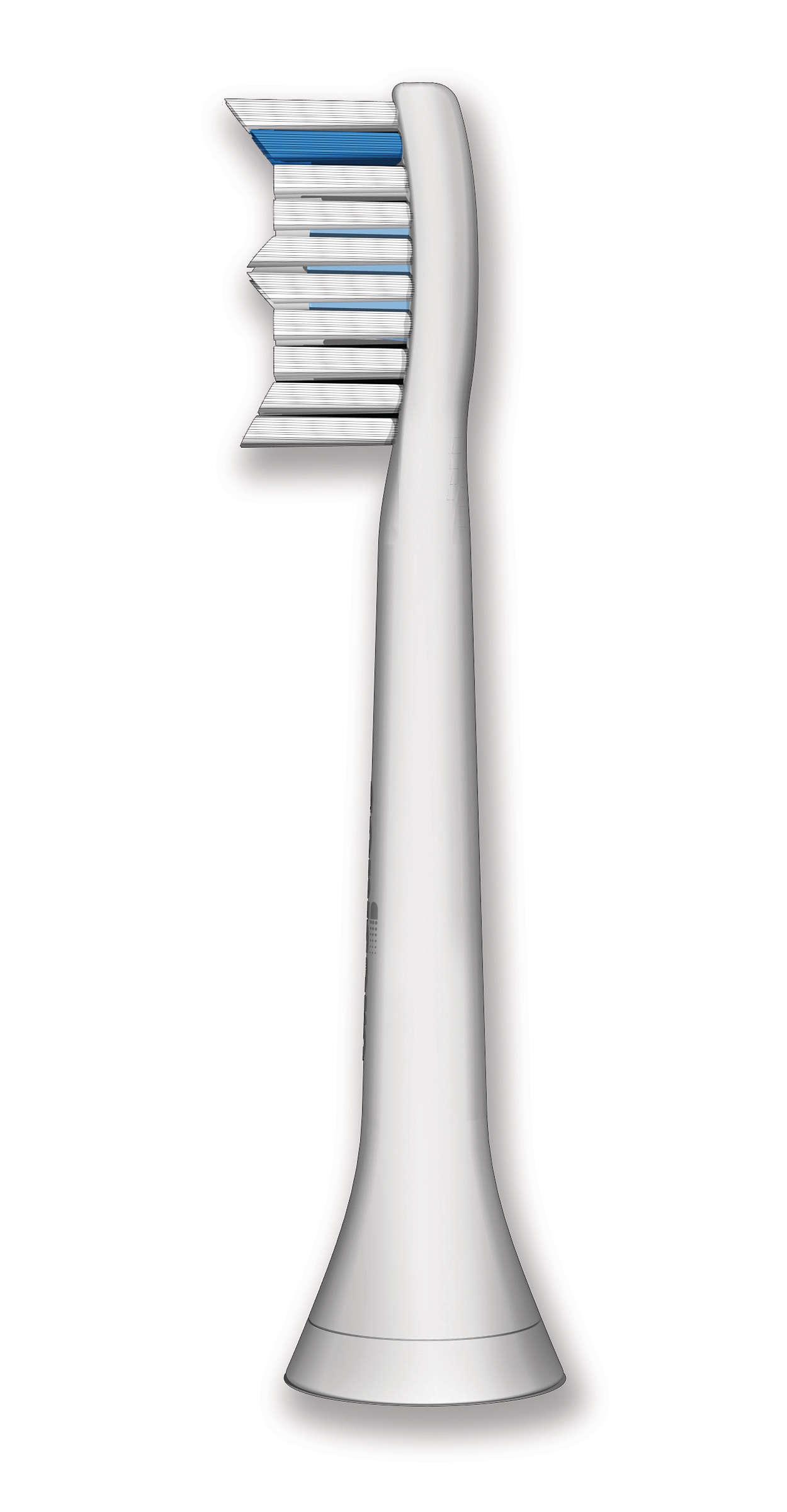 การทำความสะอาดร่องระหว่างฟันแต่ละซี่