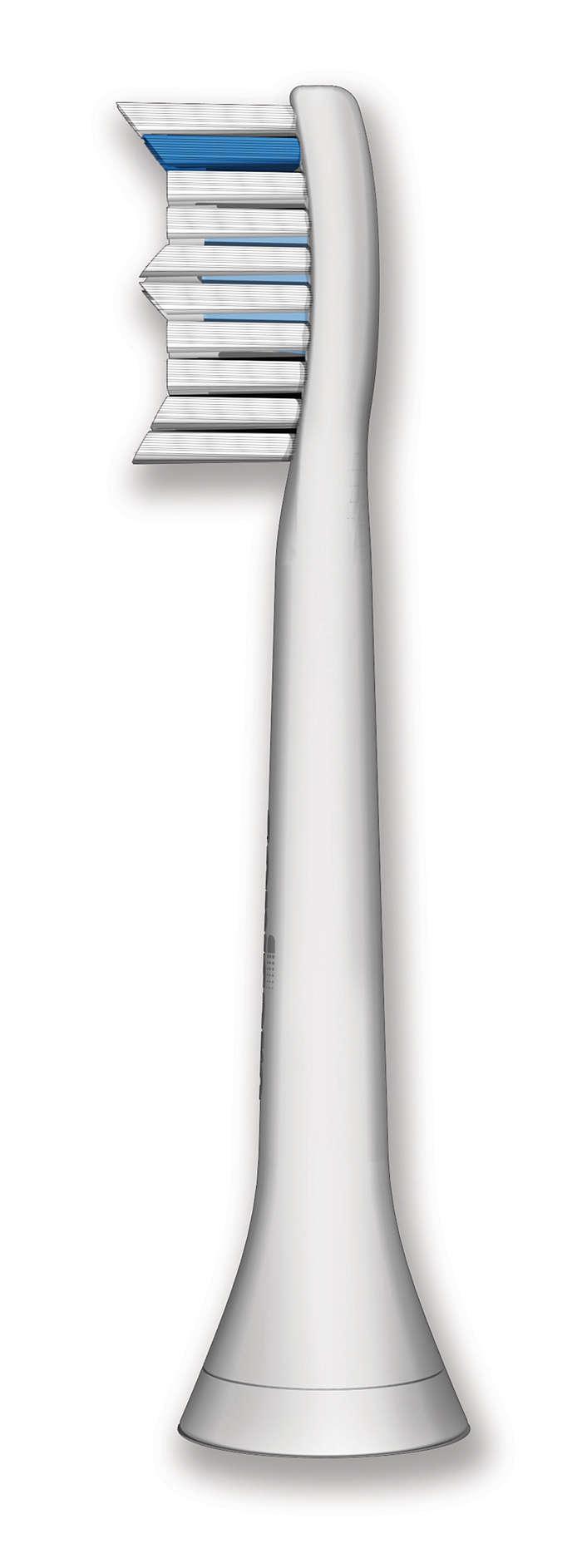 HydroClean-borsthuvud