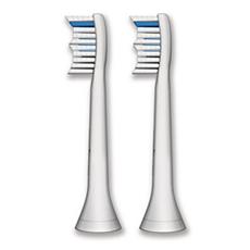 HX6002/05 Philips Sonicare HydroClean Têtes de brosse à dents standard